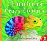 Chameleon's Crazy Colours (Paperback)