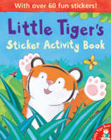 Little Tiger's: Sticker Activity Book