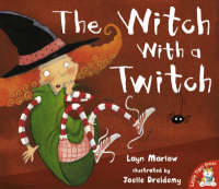 The Witch with a Twitch (Paperback)