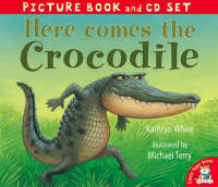 Here Comes the Crocodile!