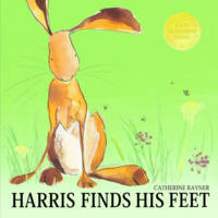 Harris Finds His Feet (Paperback)