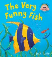 The Very Funny Fish - Peek-a-boo Pop-ups (Hardback)