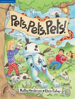 Pets, Pets, Pets! (Paperback)