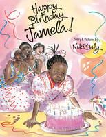 Happy Birthday Jamela (Paperback)