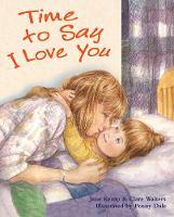 Time to Say I Love You (Paperback)