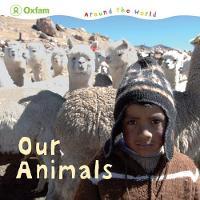 Our Animals - Around the World (Hardback)