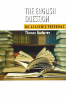 English Question: Or Academic Freedoms (Paperback)