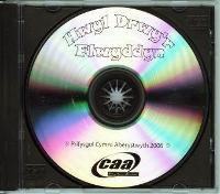 Cyfres Hwyl Drwy'r Flwyddyn: CD (CD-Audio)