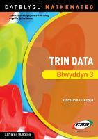 Datblygu Mathemateg: Trin Data - Blwyddyn 3 (Paperback)