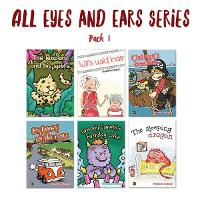 All Eyes and Ears Series: Pack 1 (Paperback)