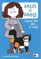 Cyfres Moli a Meg: Mynd am Dro gyda Moli a Meg i'r Siop (Paperback)