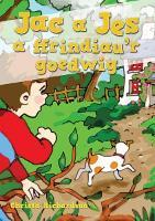 Cyfres Jac a Jes: Jac a Jes a Ffrindiau'r Goedwig (Paperback)