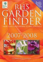 RHS Garden Finder 2007-2008 (Paperback)