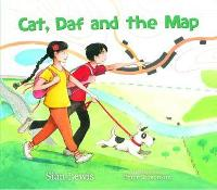 Cat, Daf and the Map (Paperback)