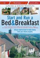 Start and Run a Bed & Breakfast 2nd Edition