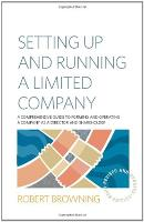 Setting Up and Running A Limited Company 5th Edition