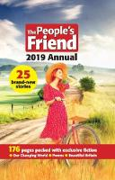 The People's Friend Annual 2019 2019