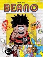 Beano Annual 2019 2019