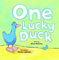 One Lucky Duck (Hardback)