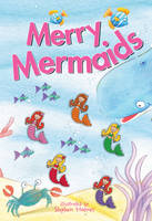 Merry Mermaids! - Button Books (Board book)
