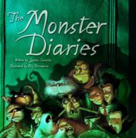 Monster Diaries (Paperback)