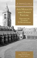 Art, Morality and Human Nature: Writings by Richard W. Beardsmore - St Andrews Studies in Philosophy and Public Affairs (Hardback)