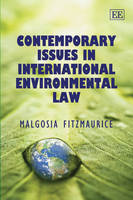 Contemporary Issues in International Environmental Law (Hardback)