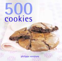 500 Cookies (Hardback)