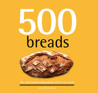 500 Breads (Hardback)