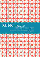Rune Oracle book and cards pack: Read the secrets in the language of the stones (Hardback)