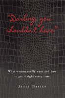Darling, You Shouldn't Have! (Paperback)