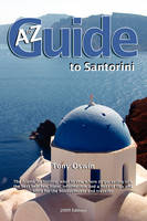 A to Z Guide to Santorini (Paperback)