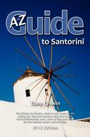 A to Z Guide to Santorini 2012 (Paperback)