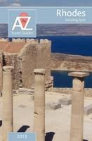 A ToZ Guide to Rhodes 2013, Including Symi (Paperback)