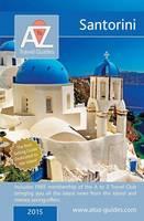 A-Z Guide Santorini 2015 (Paperback)