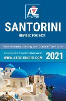 A to Z guide to Santorini 2021 (Paperback)