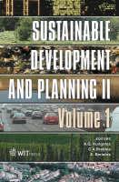 Sustainable Development and Planning: v. 1 & 2 (Hardback)
