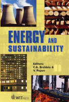 Energy and Sustainability - WIT Transactions on Ecology and the Environment No. 105 (Hardback)