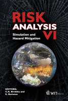 Risk Analysis: Simulation and Hazard Mitigation - WIT Transactions on Information and Communication Technologies v. 39 (Hardback)
