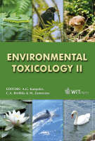 Environmental Toxicology - WIT Transactions on Ecology and the Environment v. 110 (Hardback)