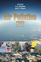 Air Pollution: XVII - WIT Transactions on Ecology and the Environment v. 123 (Hardback)