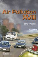 Air Pollution: v. 18 - WIT Transactions on Ecology and the Environment No. 136 (Hardback)