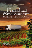 Food and Environment: The Quest for a Sustainable Future - WIT Transactions on Ecology and the Environment 152 (Hardback)