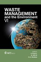 Waste Management and the Environment: VI - WIT Transactions on Ecology and the Environment 163 (Leather / fine binding)