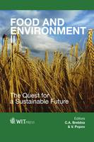 Food and Environment II: The Quest for a Sustainable Future - WIT Transactions on Ecology and the Environment 170 (Hardback)