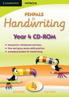 Penpals for Handwriting: Penpals for Handwriting Year 4 CD-ROM (CD-ROM)