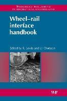 Wheel-Rail Interface Handbook (Hardback)