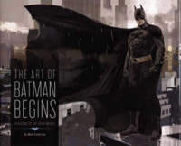 The Art of Batman Begins (Hardback)