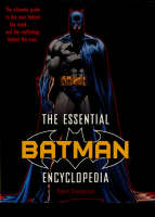 The Essential Batman Encyclopedia (Paperback)