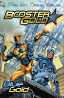 Booster Gold: Blue and Gold (Hardback)